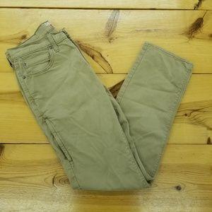 Levis Khaki Pants. Brand New Condition! AMAZING!